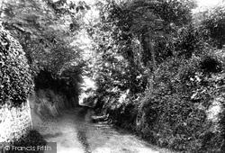 Devizes, Hartmoor 1898