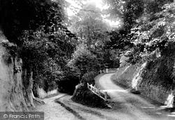 Devizes, Hartmoor 1899