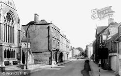 Devizes, Long Street c.1965