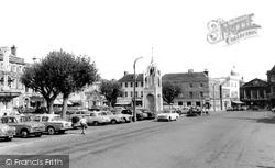 Devizes, Market Place c.1960
