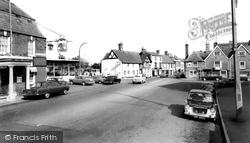 Devizes, New Park Street c.1965