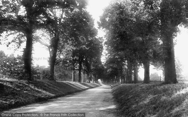 Photo of Devizes, Quakers Walk 1898