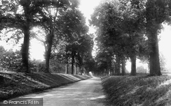 Devizes, Quakers Walk 1898