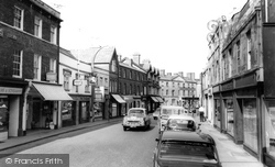 Devizes, Sidmouth Street c.1960