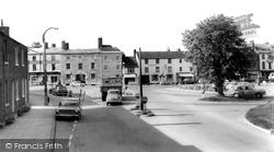 Devizes, Southbroom Place c.1960