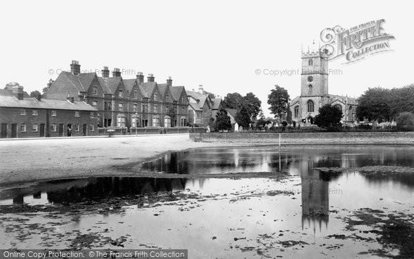 Devizes, St James's Church 1898