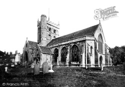 Devizes, St John's Church 1898