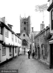 Devizes, St John's Court c.1965