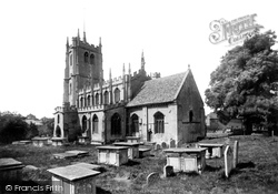 Devizes, St Mary's Church 1898