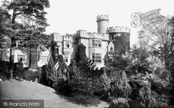 Devizes, The Castle 1898