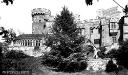 Devizes, The Castle c.1955