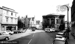 Devizes, The Town Hall c.1960