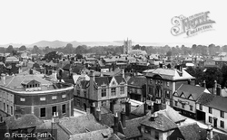 Devizes, The View From St John's Church 1898