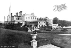 Devonport, Admiralty House 1907