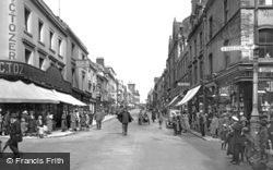 Fore Street 1924, Devonport