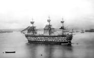 Devonport, HMS Impregnable 1893