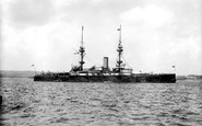 Devonport, HMS Magnificent 1898