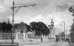 Devonport, Park Lodge And Technical School 1906