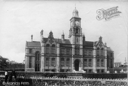 Devonport, Technical School 1900