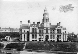 Devonport, Technical School 1907