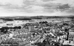 Devonport, The Hamoaze 1890
