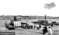 Devonport, Torpoint Ferry Bridge 1890