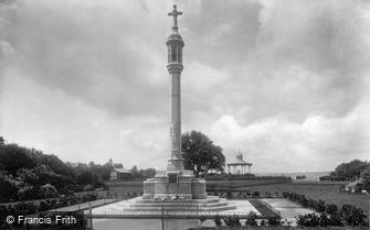 Devonport, War Memorial 1924