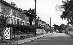 Devoran, St John's Terrace c.1955