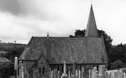 Devoran, St Petroc Church c1955
