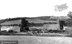Devoran, St Petroc Church c.1955