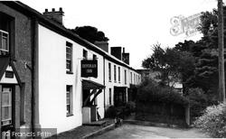 Devoran, The Devoran Inn c.1955