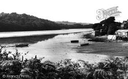 Devoran, The River Fal c.1955