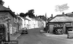 Devoran, The Village 1952
