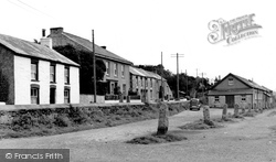 Devoran, The Village c.1955