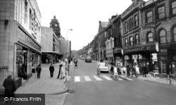 Northgate c.1965, Dewsbury