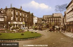 Town Centre c.1960, Dewsbury