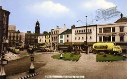 Town Centre c.1965, Dewsbury