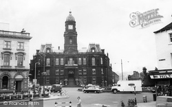 Town Hall 1964, Dewsbury
