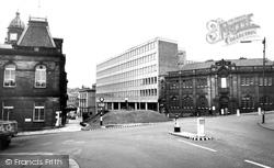 Wakefield Road c.1960, Dewsbury