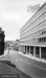 Wakefield Road c.1965, Dewsbury