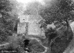 Dhoon Glen, 1894, Dhoon