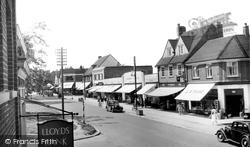 Didcot, Broadway 1950