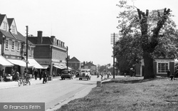 Didcot, Broadway c.1950