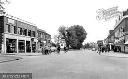 Didcot, Broadway c.1960