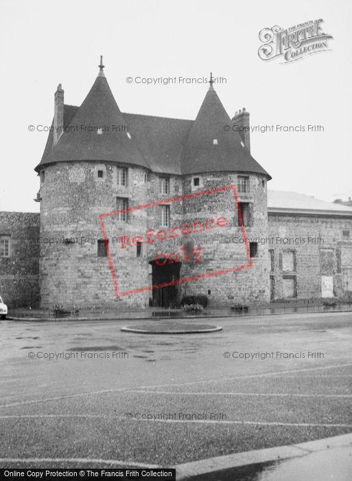 Photo of Dieppe, Château De Dieppe 1964