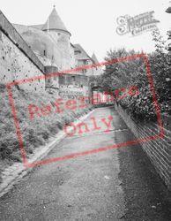 Château De Dieppe 1964, Dieppe