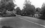 Digswell, the Bridge c1960