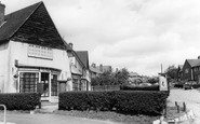 Digswell, the Post Office c1960