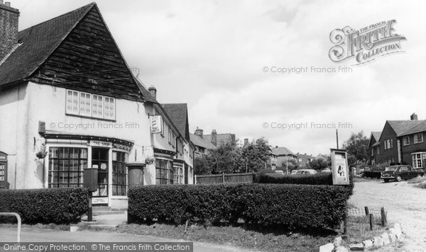 Old Historical Nostalgic Pictures Of Welwyn Garden City