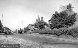 High Street c.1955, Dilton Marsh